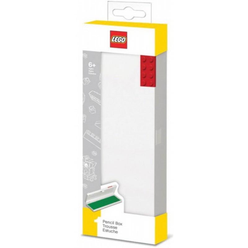 Пенал LEGO, цвет красный (51521)