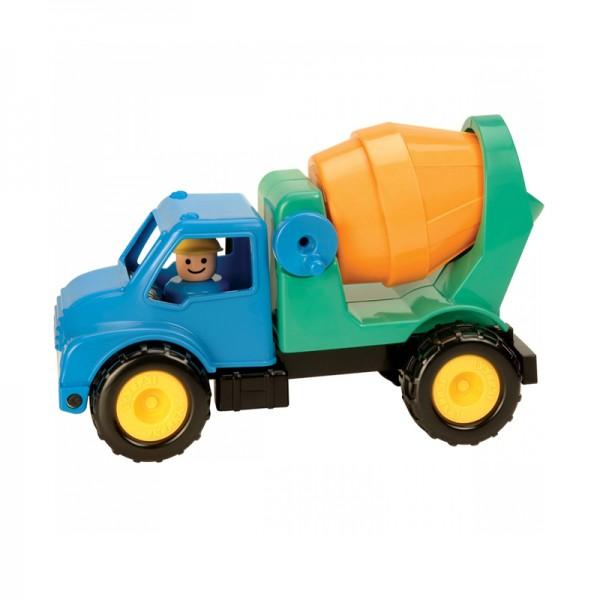 Грузовок-цементовоз Battat с водителем грузовик самосвал battat 68023