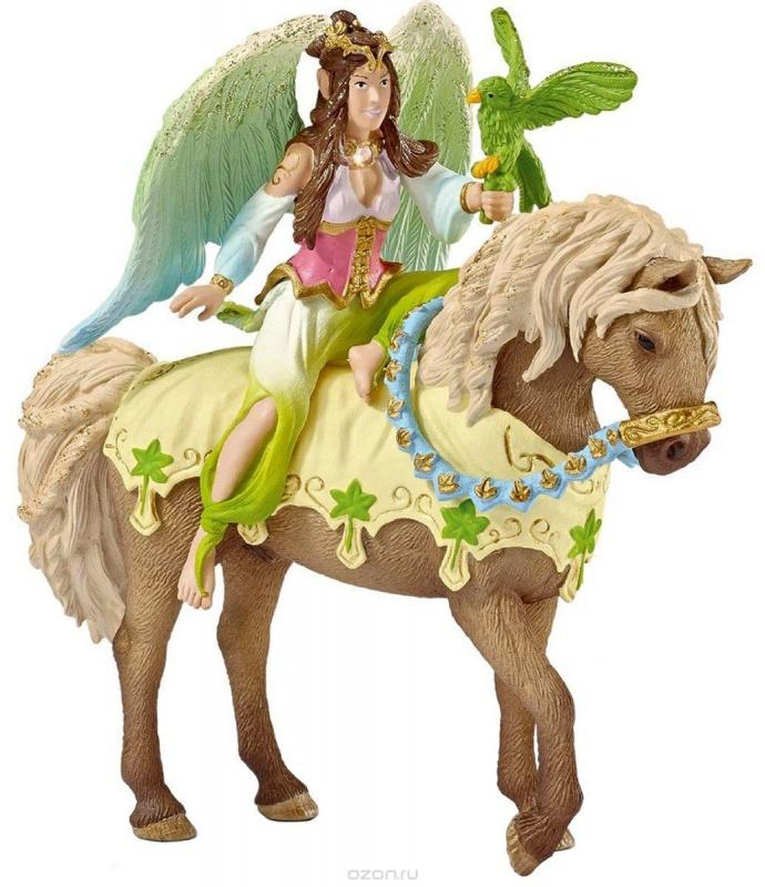 Эльфы. СурахФигурка Сурах изготавливается в виде наездницы на коне. Вас и вашего ребенка удивит невероятная детализация и проработка каждого элемента. В изготовлении игрушки был применен метод ручной покраски, благодаря чему она выглядит максимально реалистично. С ее помощью ваш малыш сможет развивать фантазию и воображение, разыгрывая разнообразные сюжеты и истории.Качественные материалы                Фигурка изготавливается из высококачественного каучукового пластика, который не выделяет вредных веществ в воздух. Благодаря особой структуре материала исключаются аллергические реакции и другие негативные воздействия на организм ребенка. Вы можете быть уверены в полной безопасности игрушки.Заказ и оплата                Вы сможете приобрести этот замечательный подарок ребенку в наших розничных магазинах в Москве или Санкт-Петербурге. Также у нас действует быстрая доставка во все регионы России, чтобы ваш ребенок мог получить игрушку как можно скорее.<br>