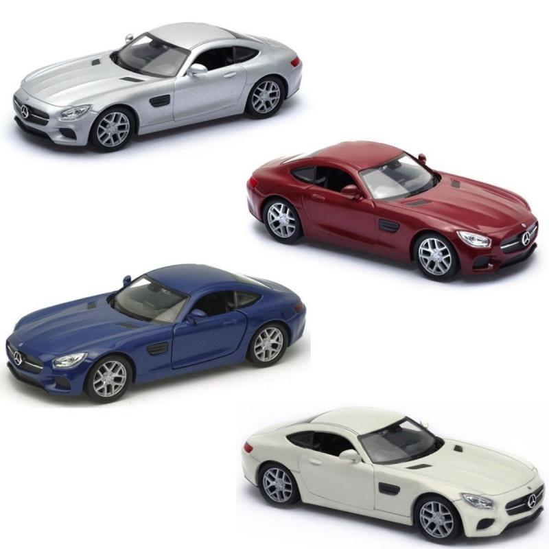 Модель машины Mercedes-Benz AMG GT, 1:34-39 модель автомобиля 1 18 motormax mercedes benz slk55 amg