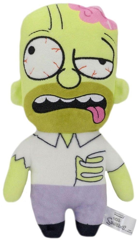 Купить Мягкая игрушка Simpsons Zombie Homer 20 см